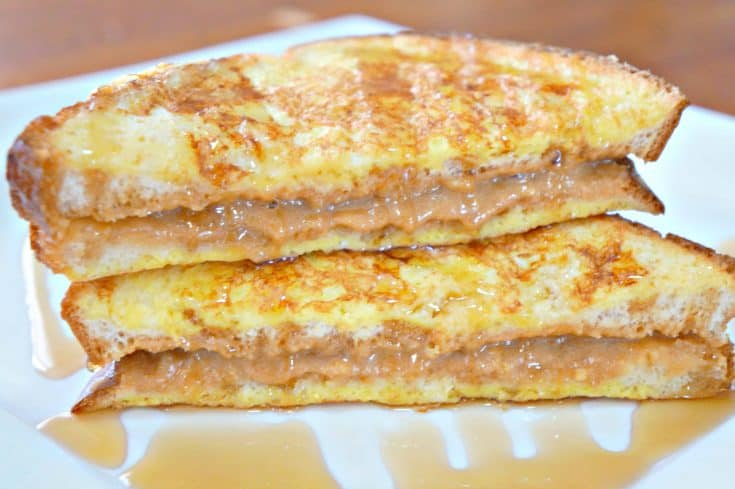 Peanut Butter & Brown Sugar French Toast