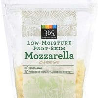 365 Everyday Value, LMPS Mozzarella Shred, 16 oz