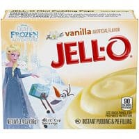 Jell-O Instant Pudding and Pie Filling Vanilla, 3.4 oz