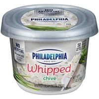 Philadelphia, Whipped Chive Cream Cheese, 8 oz
