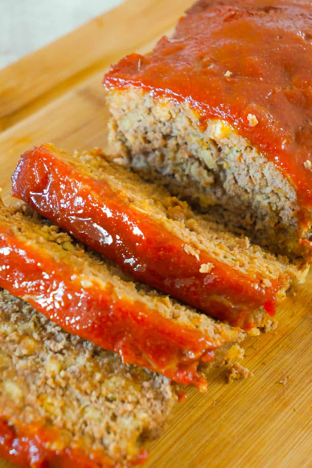 Meatloaf with Stuffing is an easy ground beef dinner recipe the whole family will love. This delicious meatloaf is made with Stove Top Stuffing Mix.