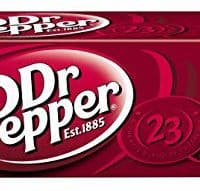 Dr Pepper, 12 fl oz cans, 12 count
