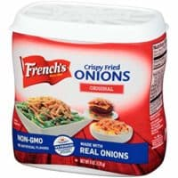 French's Original Crispy Fried Onions,  6 oz